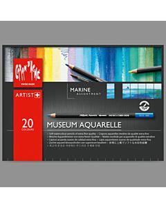 Museum Aquarelle Marine Set 20