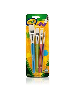 Crayola Big Brushes 4 Pack