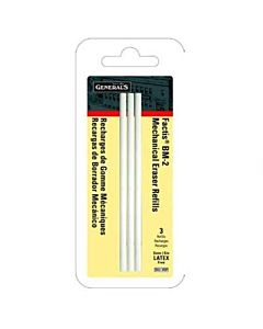 General Pencil Factic MB2 Eraser Refills
