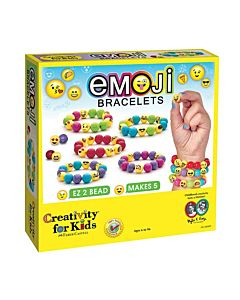 Creativity For Kids - Emoji Bracelets