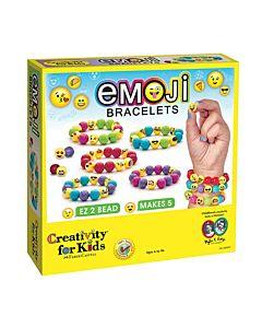 Creativity For Kids - Emoji Bracelets
