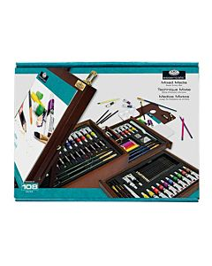 Royal & Langnickel Mixed Media Easel Art Set