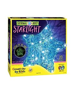 String Art Star Light