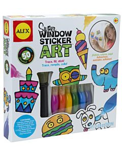 Alex Toys Super Window Art