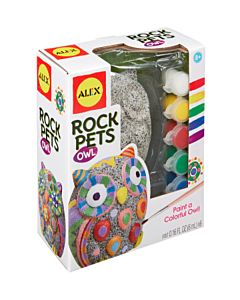 Alex Toys Rock Pets Owl