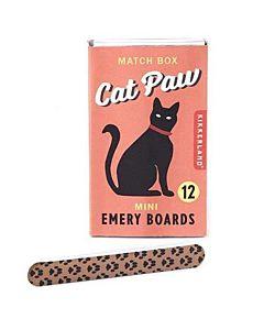 Kikkerland Cat Paw Nail Files
