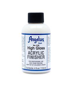 Angelus Acrylic Leather Paint - 1oz - Satin High Gloss Finisher