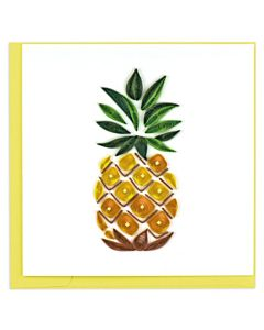 Quilling Card - Bl1145 - Pinapple