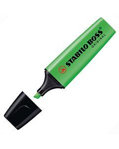 Stabilo BOSS Highlighter - Green