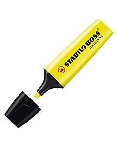 Stabilo BOSS Highlighter - Yellow