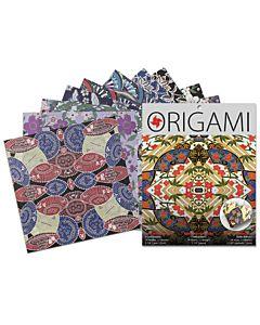 Kaleidoscope Origami Kimono