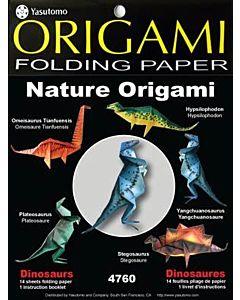 Dinosaur Origami Kit