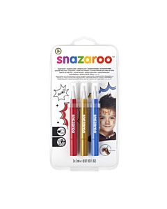 Snazaroo Face Paint Brush Pen - Adventure