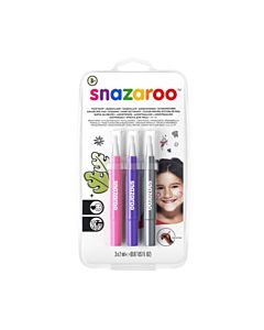 Snazaroo Face Paint Brush Pen - Fantasy