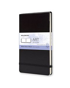 Moleskine Art Plus Sketchbook - Saphire Blue - Large