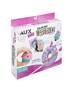 Alex Toys Color Me Squooshies - Sweets