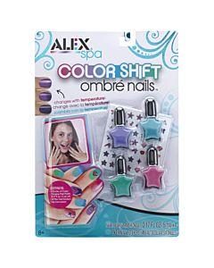 Alex Spa Color Shift Ombre Nails