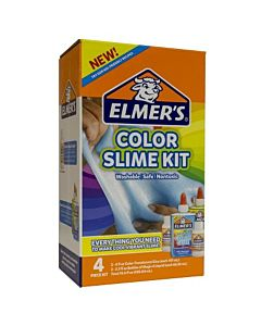 Elmer's Color Slime Kit - Translucent