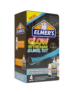 Elmer's Color Slime Kit - Glow