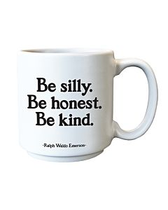 Quotable Mini Mug - Silly Honest Kind