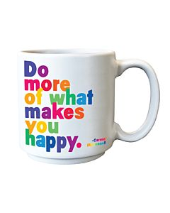 Quotable Mini Mug - Makes You Happy