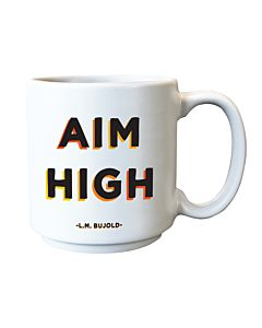 Quotable Mini Mug - Aim High