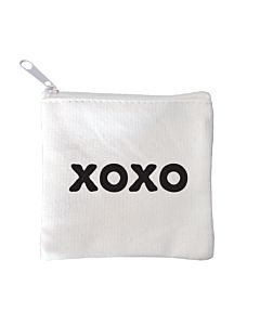 Quotable Mini Pouch - XOXO