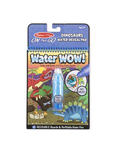 Melissa & Doug Water Wow! - Dinosaurs