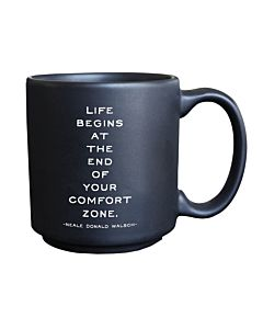 Quotable Mini Mug - Comfort Zone