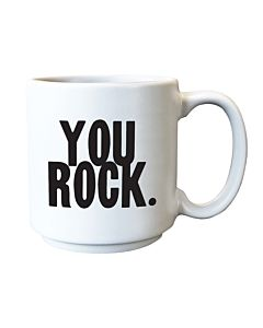 Quotable Mini Mug - You Rock