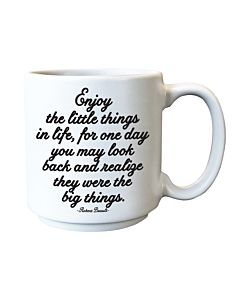 Quotable Mini Mug - Enjoy Little Things
