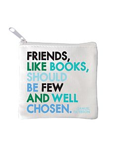 Quotable Mini Pouch - Friends Like