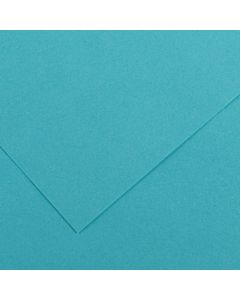 Canson Colorline Heavyweight Paper 300g 19x25 - Turquoise Blue