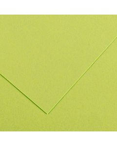 Canson Colorline Heavyweight Paper 300g 8.5x11 - Lime Green