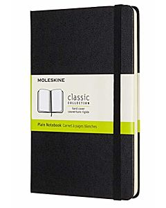 Moleskine Classic Notebook Medium 240P Plain