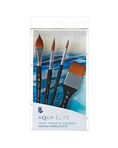 Princeton Artist Brush - Aqua Aqua Elite Pro Box Set