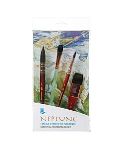 Princeton Artist Brush - Neptune Pro Box Set