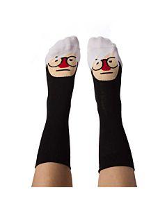 Character Socks Andy Sock-Hole