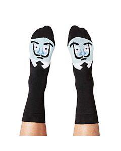 Character Socks Sole-Adore Dali