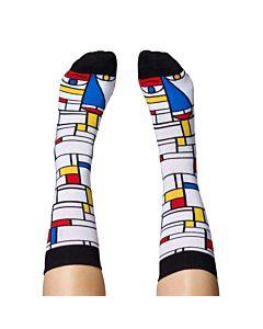 Character Socks Mondrian