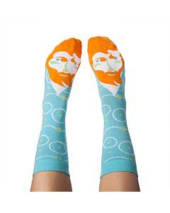 Character Socks Vincent Van-Toe