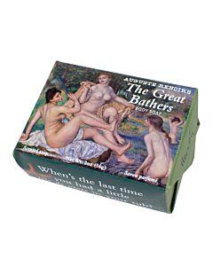 Unemployed Philosophers Guild - Auguste Renoir's The Great Bathers Body Soap
