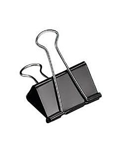 "Binder Clips 2"" Pack of 12"