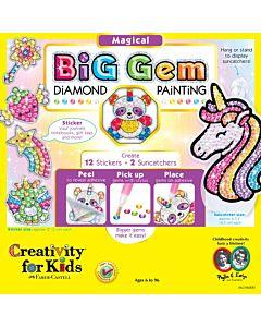 Creativity For Kids  - Big Gem Diamond Painting Magical
