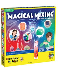 Creativity For Kids  - Magical Mixing