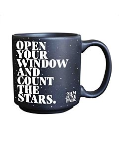 Quotable Mini Mug - Open Your Window