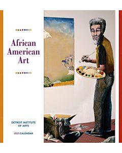 2021 Artist Wall Calendar - African American Art