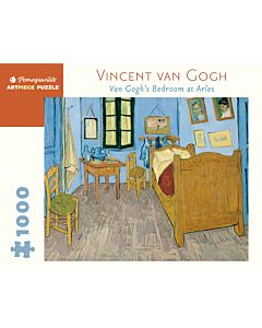Van Gogh's Bedroom at Arles 1000 Piece Jigsaw Puzzle