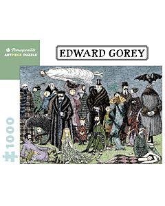 Edward Gorey 1000 Piece Jigsaw Puzzle