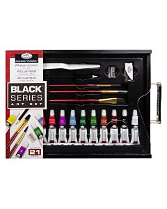 Royal & Langnickel Black Series Watercolor Case